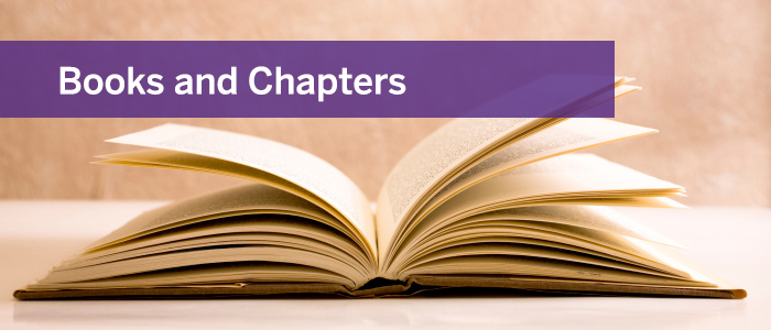 Click here to learn more about our published books and chapters