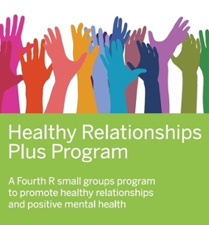 The Healthy Relationships Plus Program logo