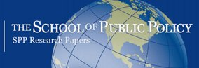 "The Fourth ""R"" - School of Public Policy report"